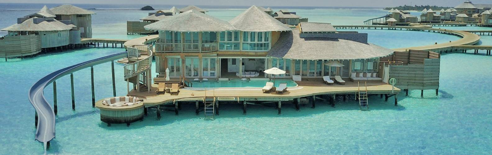 Soneva Jani Maldives - 3 Bedroom Water Reserve with Slide
